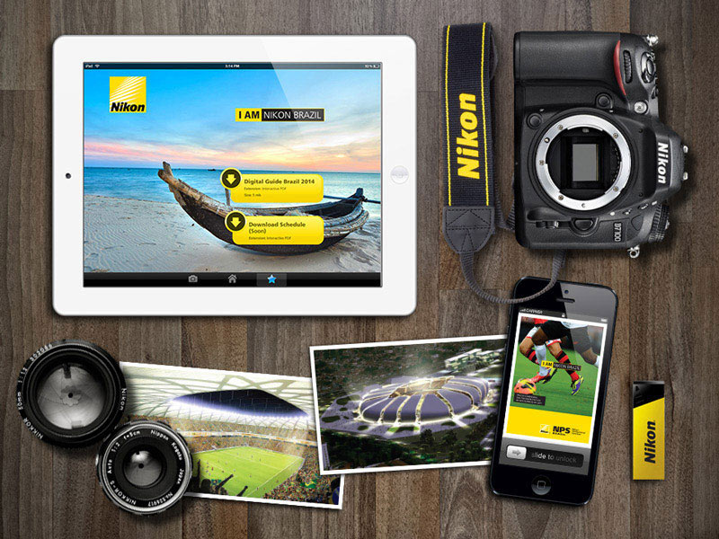 Hotsite evento Nikon
