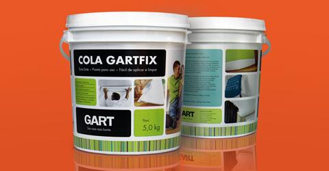 Linha de colas GartFix