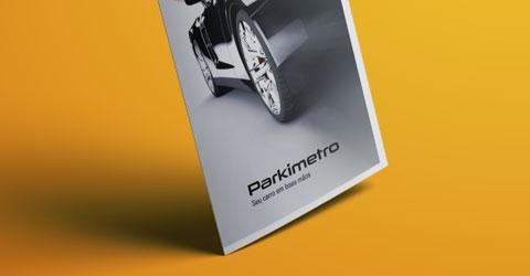 Folder Parkímetro